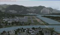 Screenshot of Juneau Alaska Scenery.