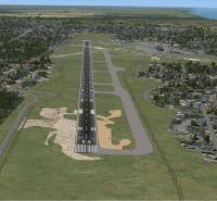 Screenshot of KERI 2012 Runway Extension.