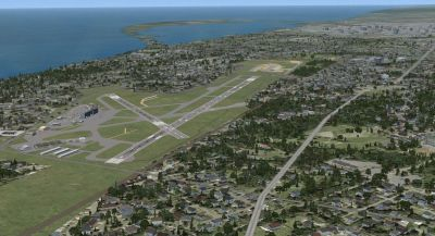 Screenshot of KERI 2012 Runway Extension.