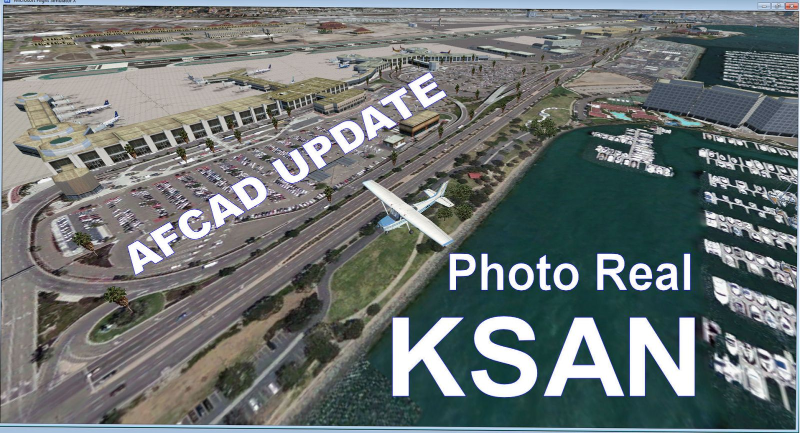 Fsx Ksan Photo Real Scenery on utility frequency