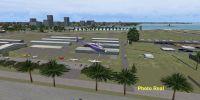 Screenshot of KSPG Albert Whitted Airport Scenery.
