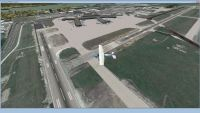 Screenshot of Louis Armstrong New Orleans International Airport.