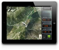MAP HD on the iPad.