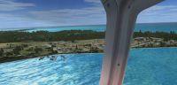 Screenshot of MYAO Mores Island Scenery.