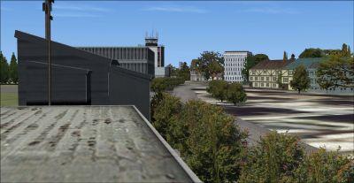 Screenshot of Magdeburg Scenery.