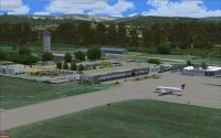 Screenshot of Matsapha International Airport Scenery.