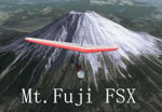 Screenshot of Mt. Fuji Japan Real Scenery.