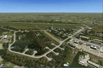 Screenshot of NL2000 V4 EHVK Scenery.