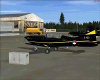 Screenshot of NL2000 V4 EHWO Scenery.