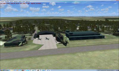 Screenshot of Norvenich AB Scenery.