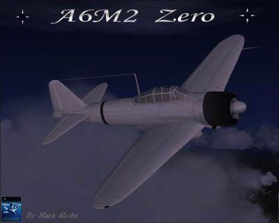 Screenshot of Zero in flight.