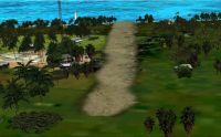 Screenshot of Puerto de Obaldia Scenery.