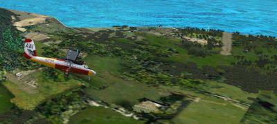 Screenshot of Puerto de Obaldia Scenery.