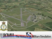 Screenshot of RAF Linton-on-Ouse Scenery.