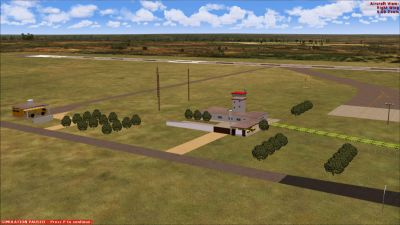 Screenshot of SBAT Scenery 3D.