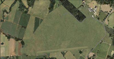 Overview of Schonebeck-Zackmunde Airfield Scenery.