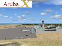 Screenshot of Skara Scenery, Aruba X.
