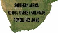 Poster for Southern Africa Scenery.