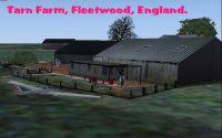 Screenshot of Tarn Farm Scenery.