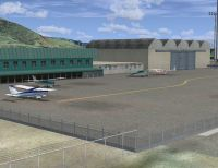 Screenshot of Los Rodeos GCXO Scenery.