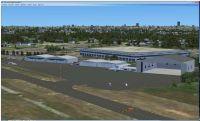Screenshot of Teterboro Airport.