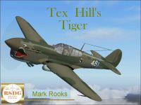Screenshot of Tex Hill's Curtiss P-40 Tiger in flight.