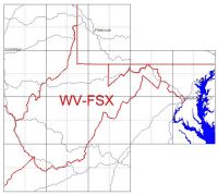Overview of West Virginia scenery.