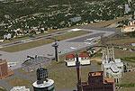 Screenshot of Zakopane Airport Scenery.