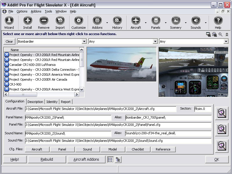 Addit Pro Aircraft Amp Add On Manager Installer For Fsx