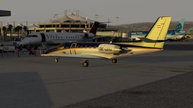 Carenado Cessna Citation Cessna S550 Citation ii hd