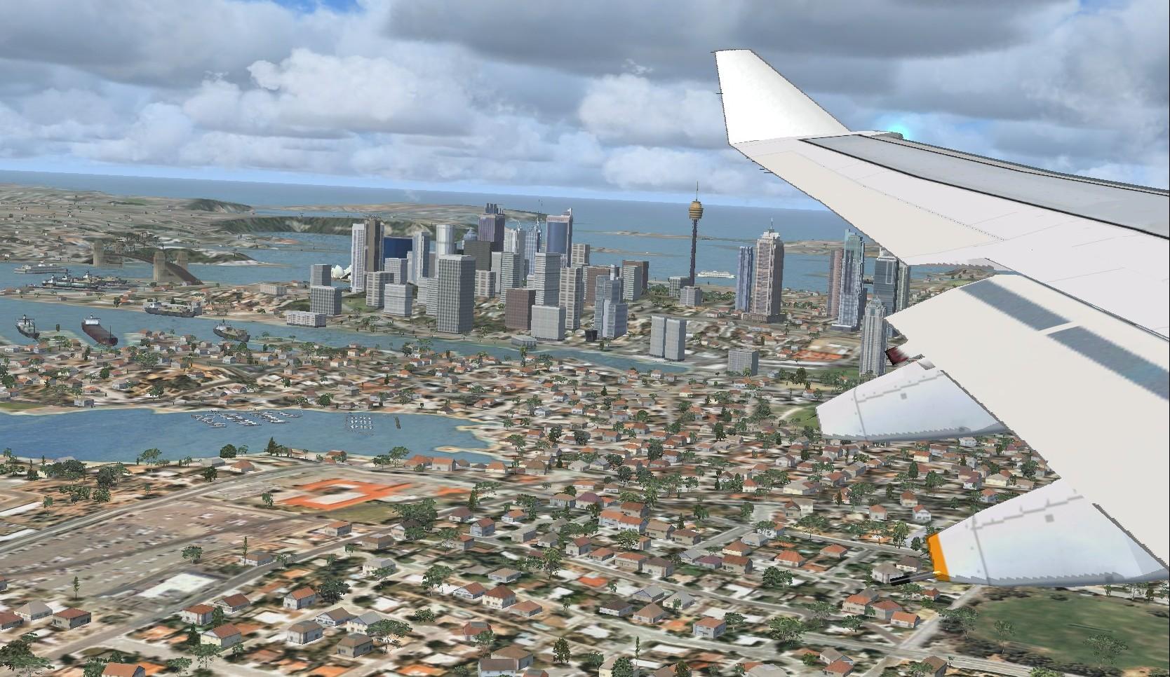 microsoft flight simulator x screenshots videos. Black Bedroom Furniture Sets. Home Design Ideas