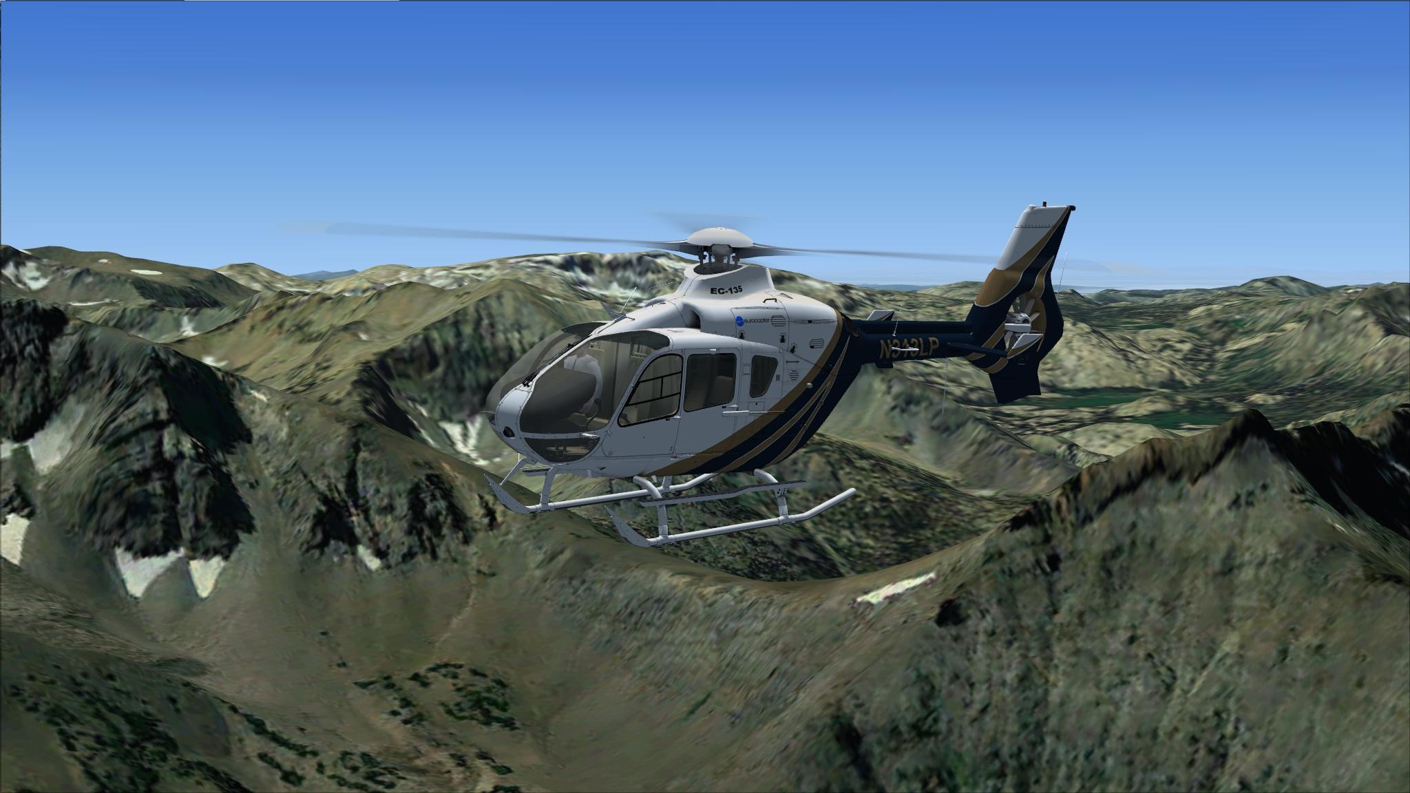 eurocopter ec 145 fsx