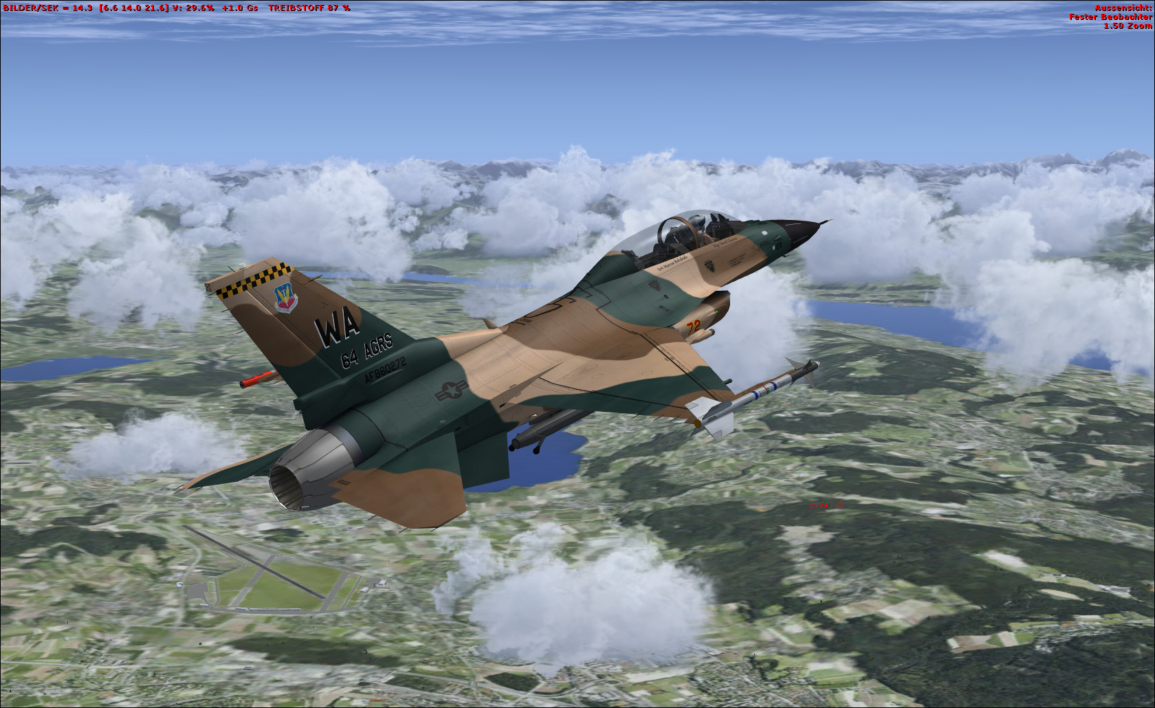 F-16 multirole fighter download (1998 simulation game).