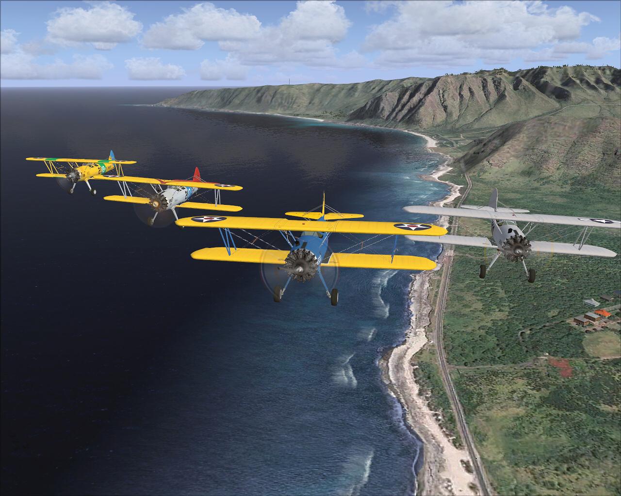 How did the Hawaiian Islands form?