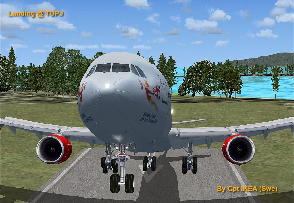 Istruzioni microsoft flight simulator x