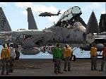F-14 on the Nimitz