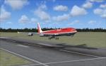 Avianca B707