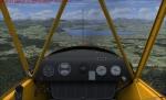 Piper J3 Cockpit