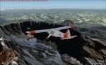 DHC-2 Beaver over St. Helens