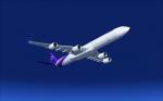 Airbus A340-600 THAI