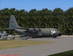 C-130H BAF CH-02 at EBBL Kleine Brogel