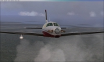Malibu jetprop test flight