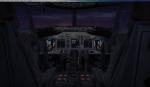 737 NGX cockpit