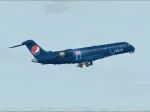 Pepsi CRJ700 Departing out of Kaohsiung