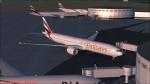 MELJET Emirates Boeing 777-300er