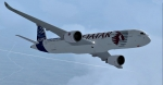 Qatar Airways - Airbus A350