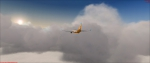 Descending through the Clouds