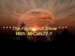 "The FlightSimX Show - ""tiltThe Flights of MrCats21"" 3. with MrCats21"
