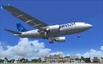 Air Transat in St Maarten