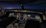 Finnair Airbus A333 near Myanmar